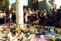 9-11 Memorial in Union Square