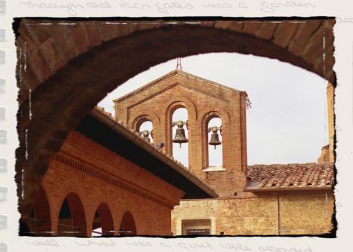 ARCHES - Siena, Italy