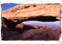 ARCHES - Canyonlands, Utah