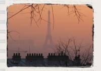 DUSK - Paris, France