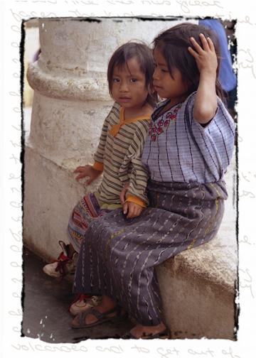 KIDS - Antigua, Guatemala