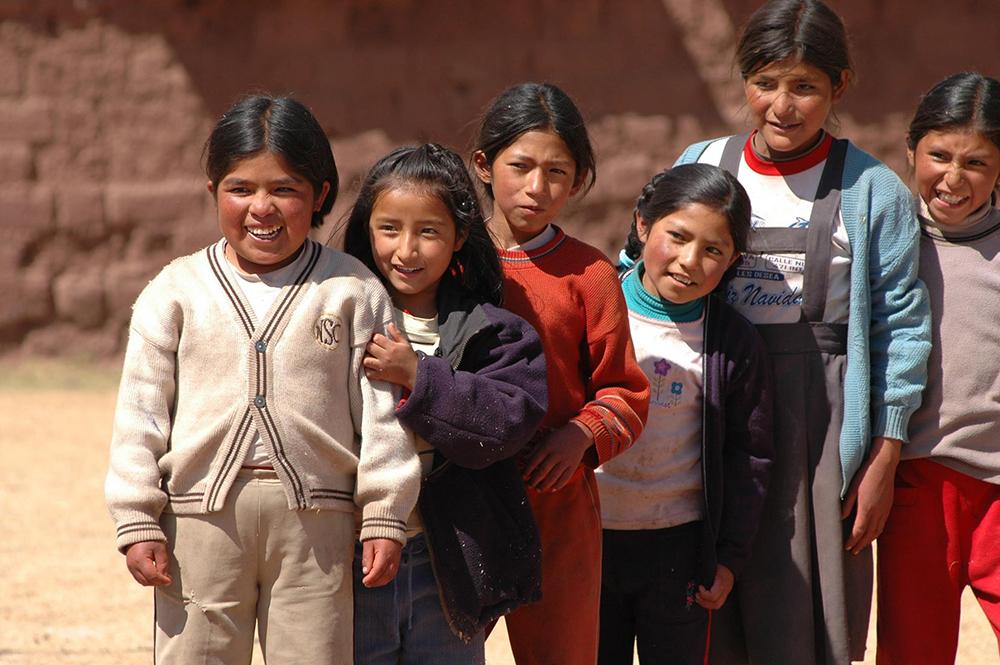 Peru's Challenge